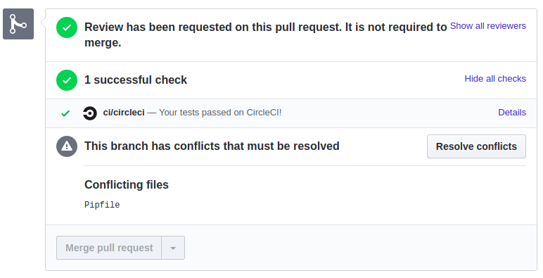 Pull Requests: Merging good practices into your project