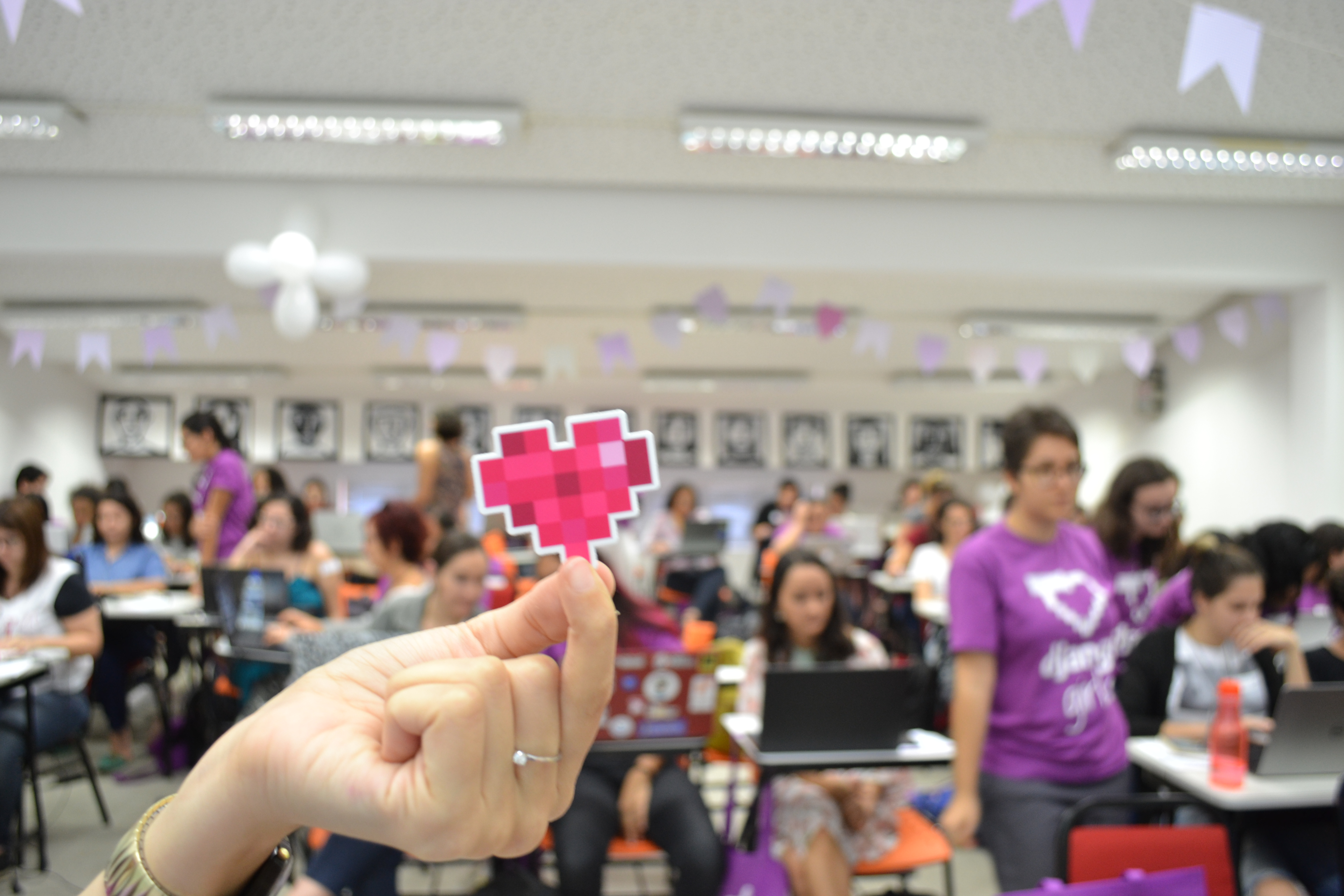 Django Girls Heart